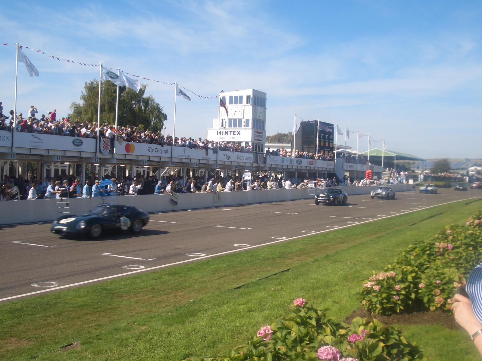Further suspension of all Motorsport UK events