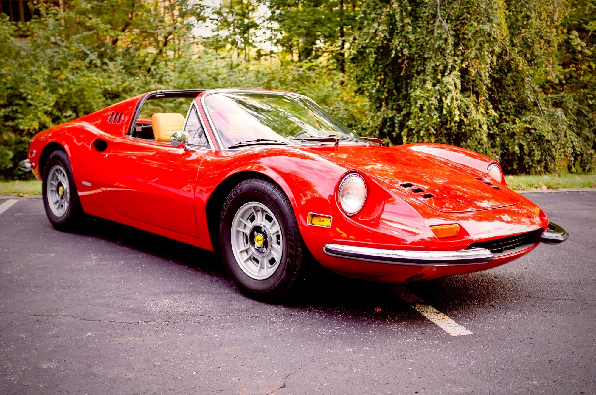 Ferrari Dino collection for London Concours 2020