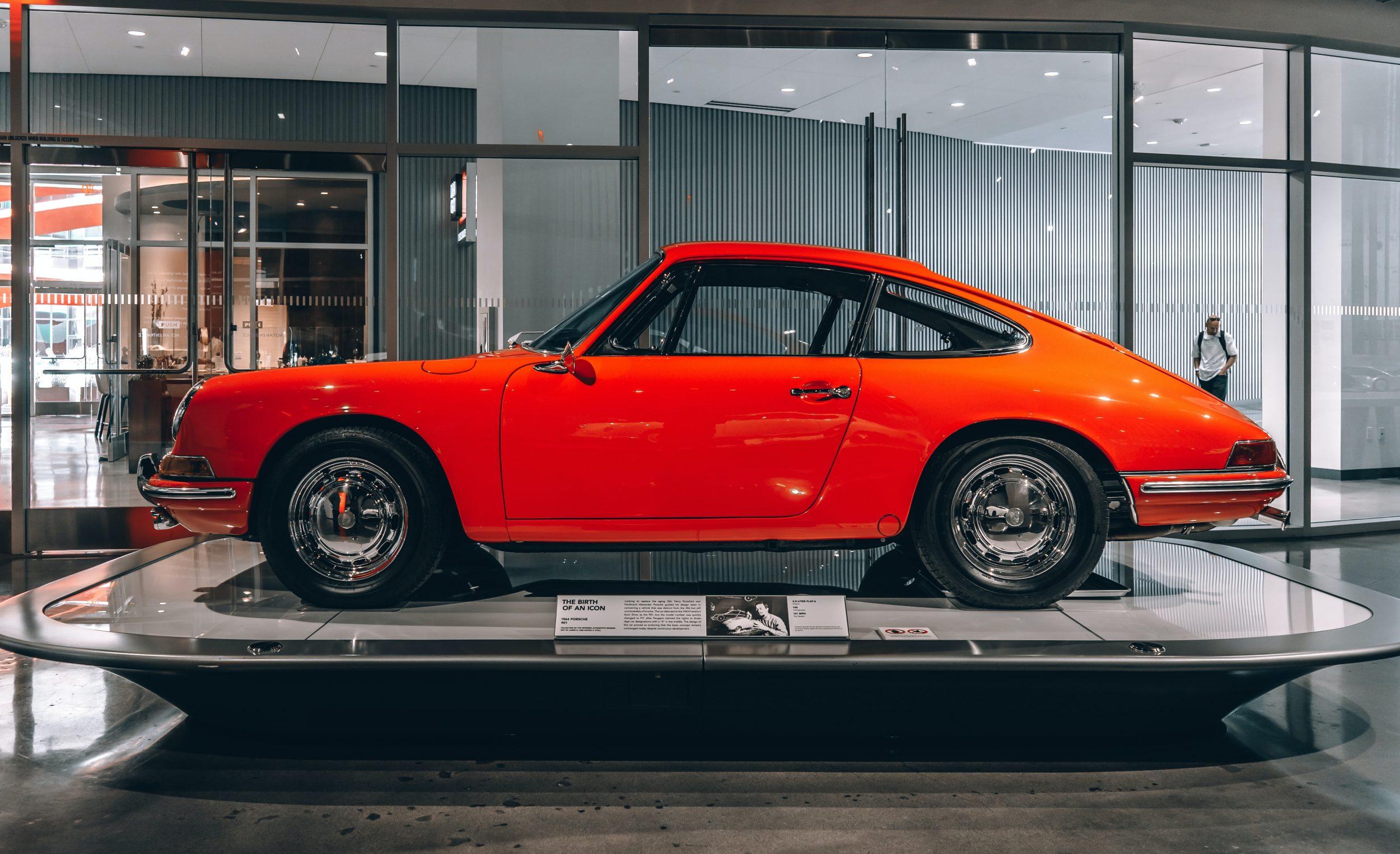 Legendary Porsche engineer Hans Mezger has passed away.