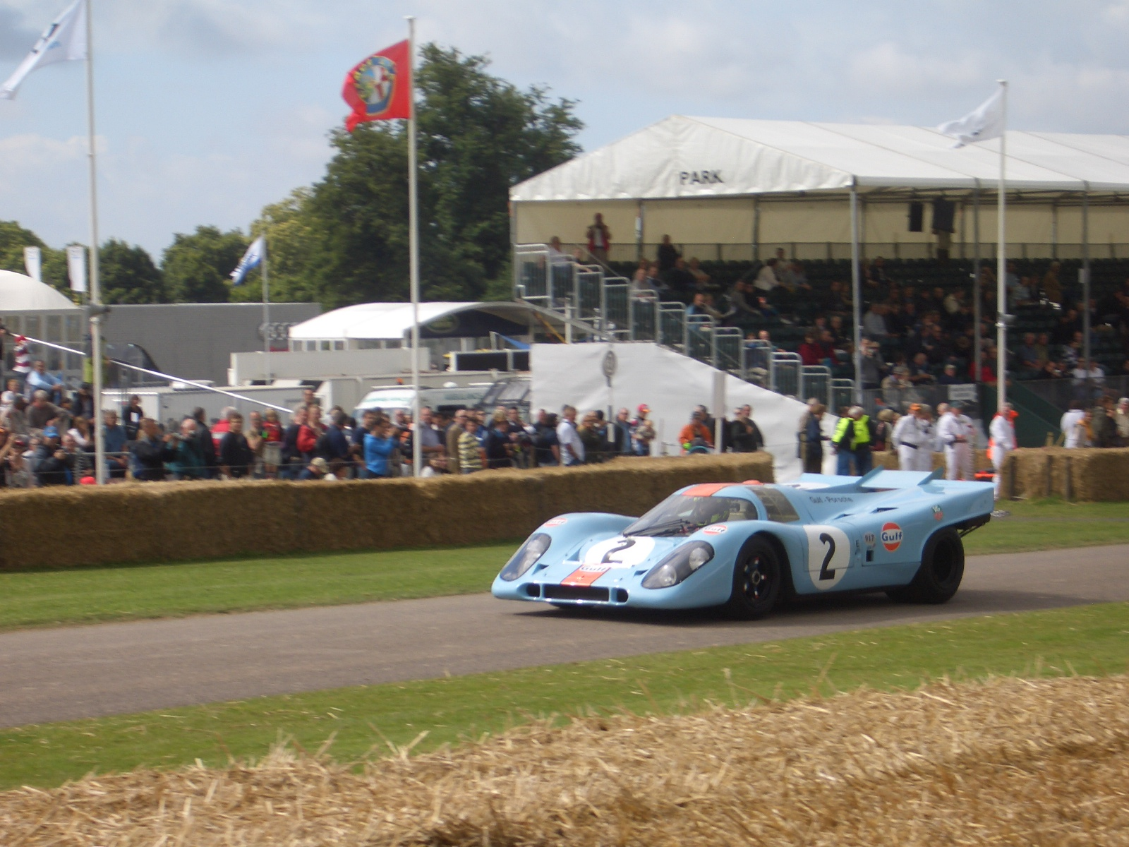 Goodwood – the latest victim of Covid 19