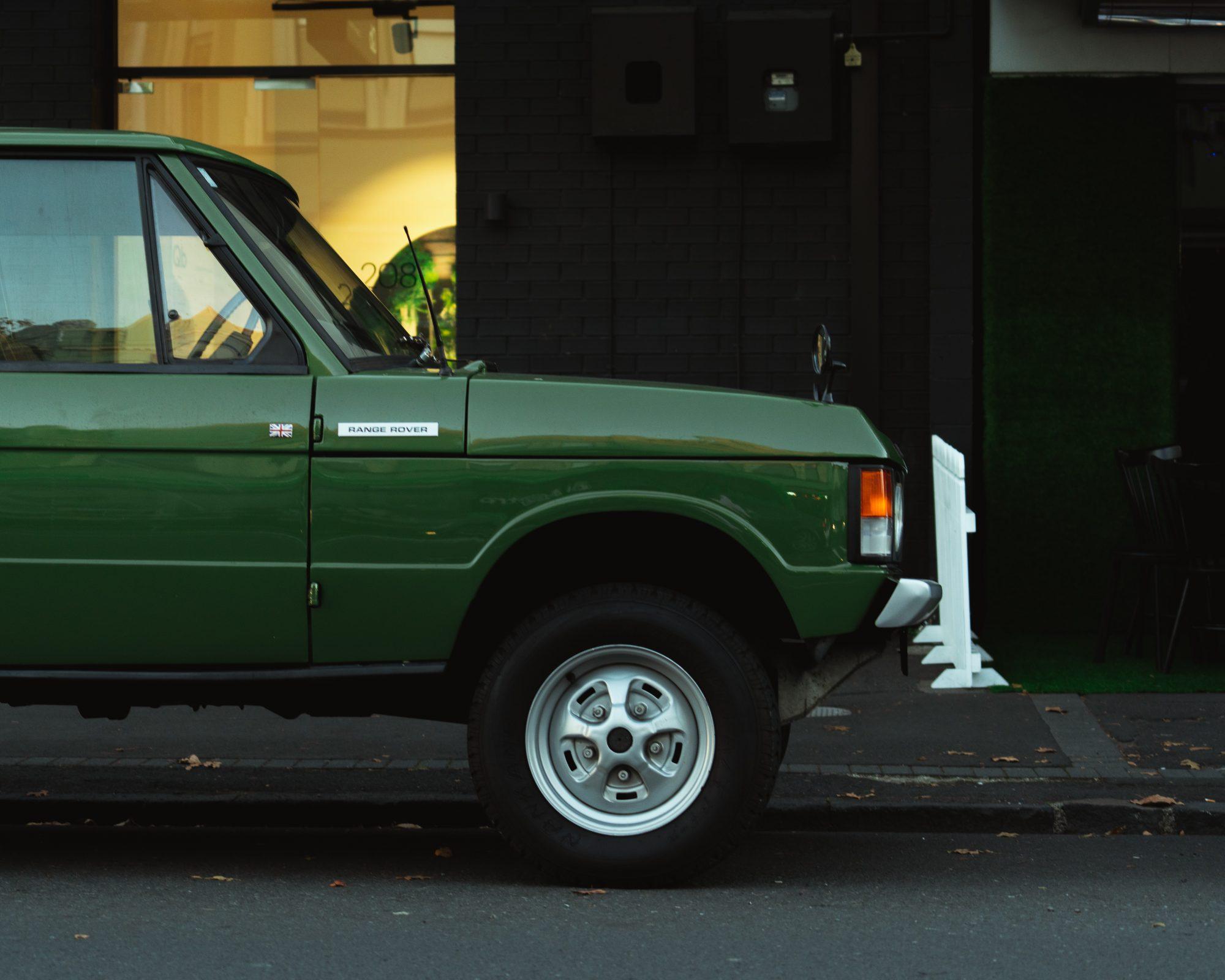 Range Rover celebrates 50 years