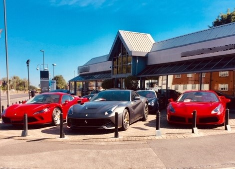 Car Showrooms now re-opened