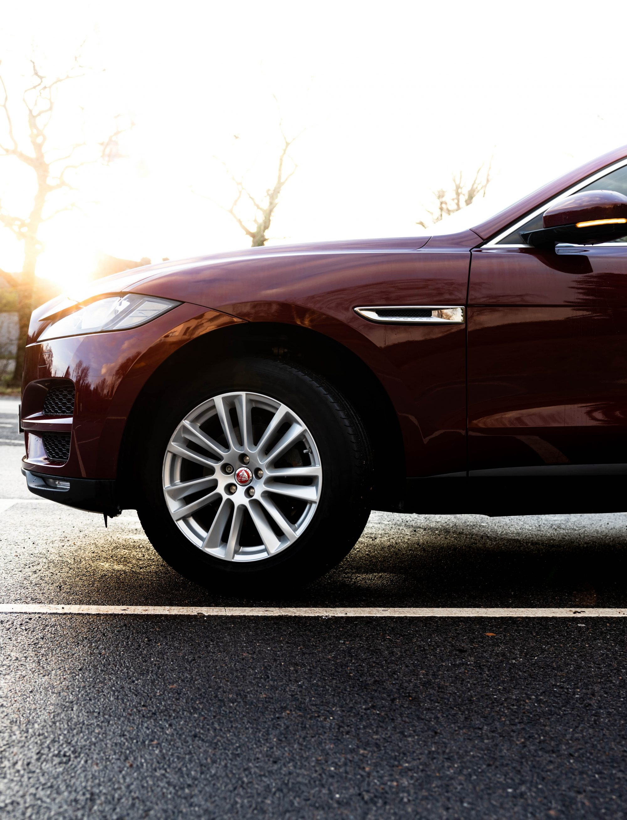 Jaguar Land Rover to go all-electric.