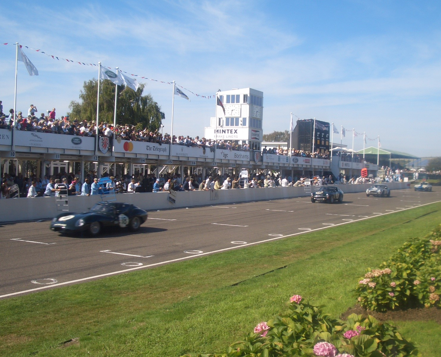Goodwood announces the full starting line-up for the 2021 Revival.